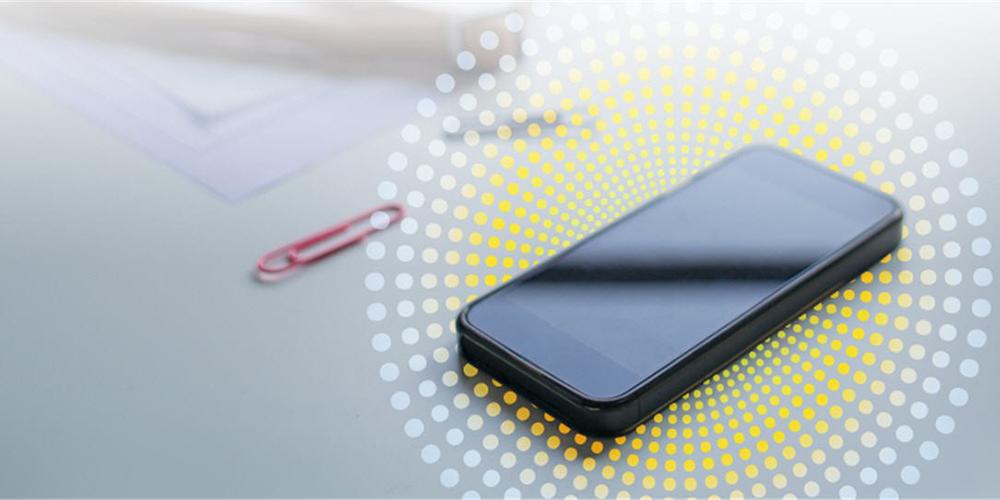 Recharge smartphone