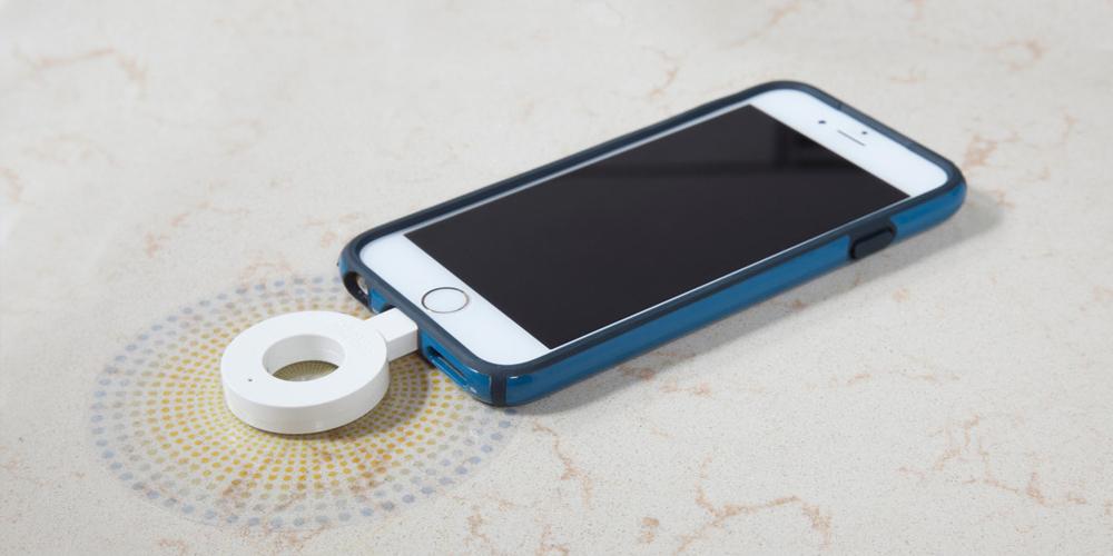 Récepteur smartphone