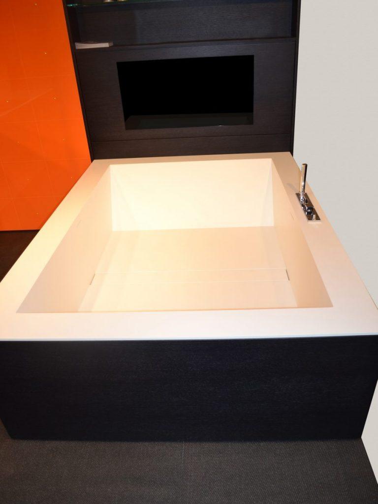 Meuble Corian Sur Mesure salle de bains corian® - ateliers courtois - spécialiste