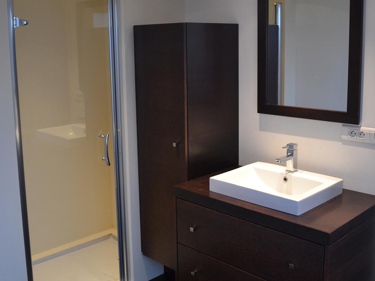 Salle de bains appartement